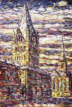 St. Patrokli in Soest 1906