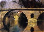 The Star Bridge in Weimar