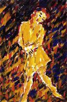 The Tatjana Cycle - Dance with Mask II