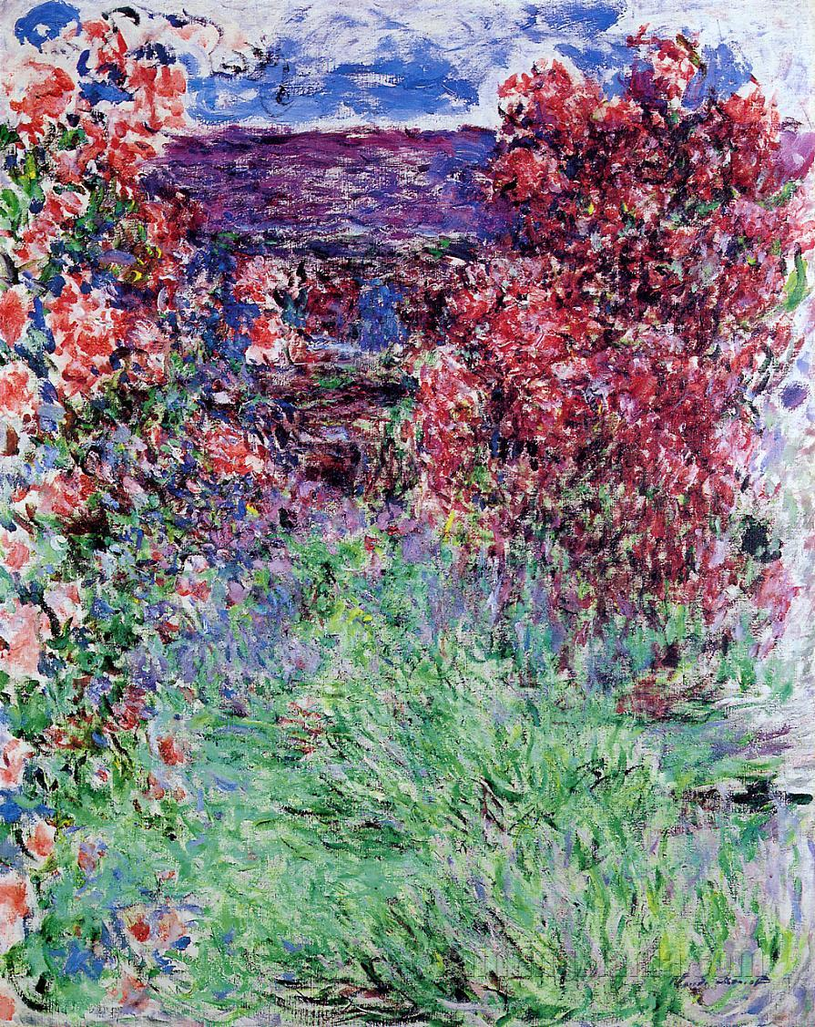 The House among the Roses