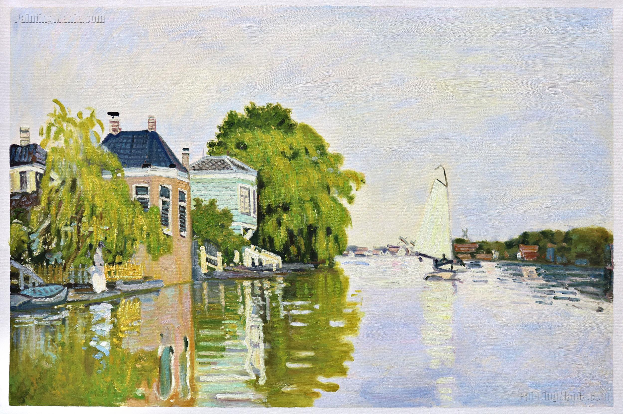 Landscape Near Zaandam