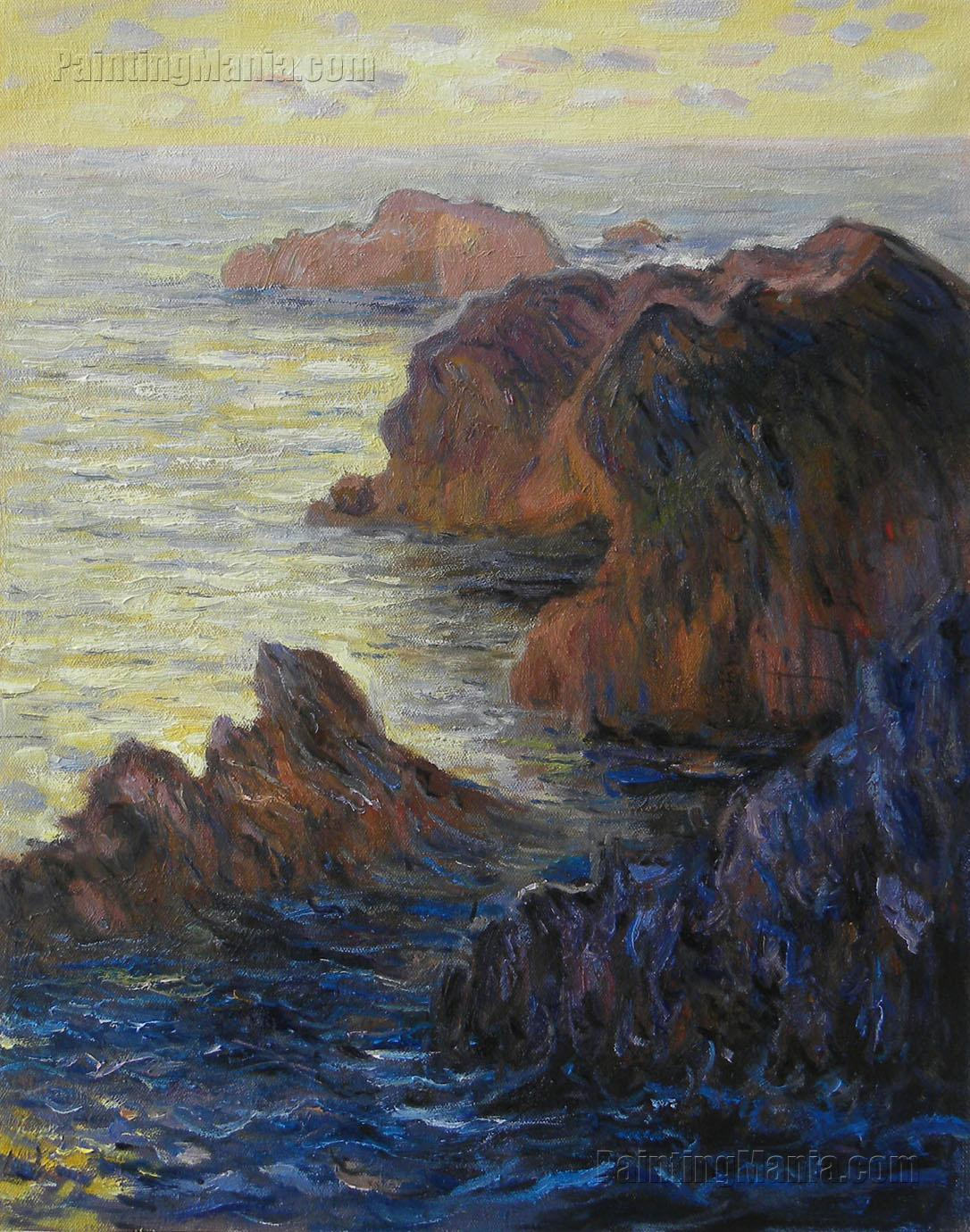 Rocky Point at Port-Goulphar