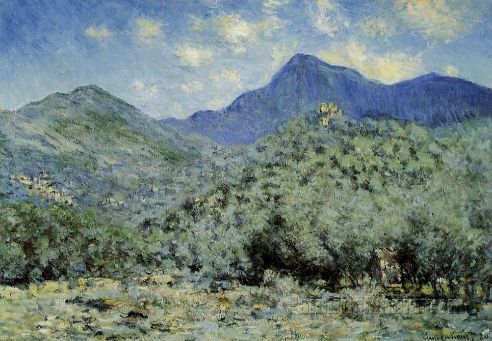 Valle Bouna near Bordighera