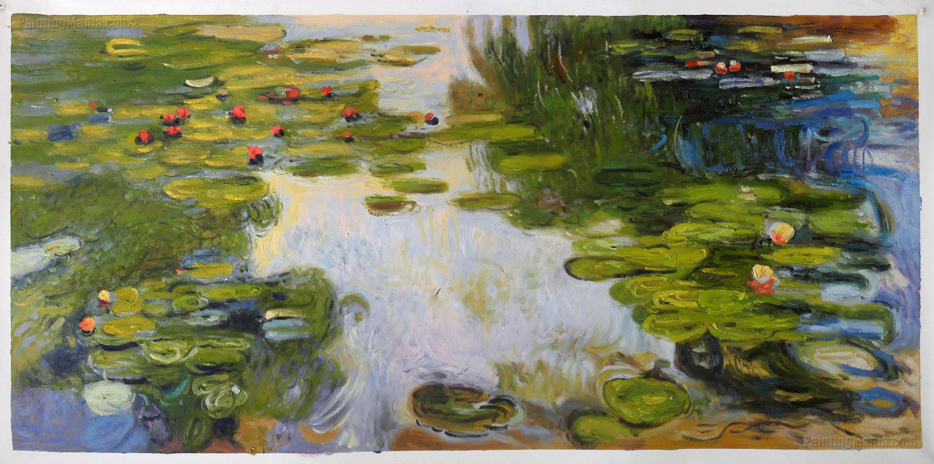 Water Lilies 80