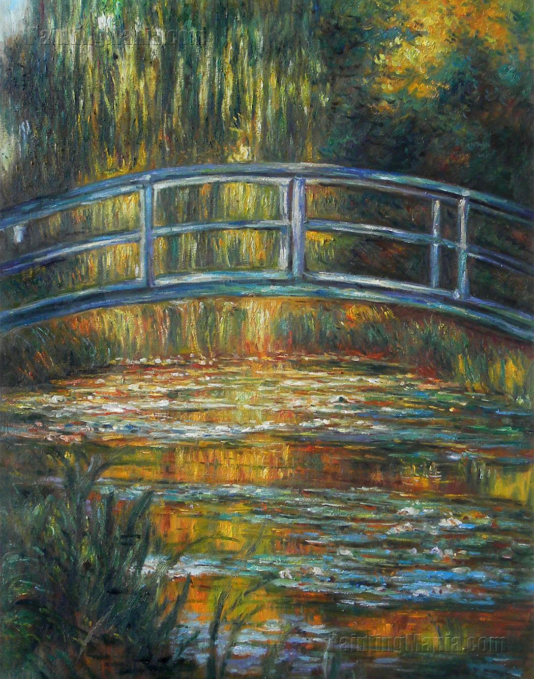 The Water Lily Bridge