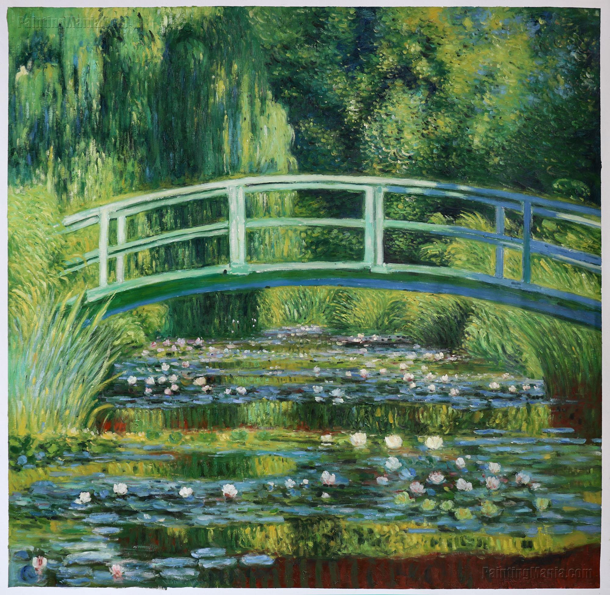 73d1b6575 The Water-Lily Pond 18 - Claude Monet Paintings