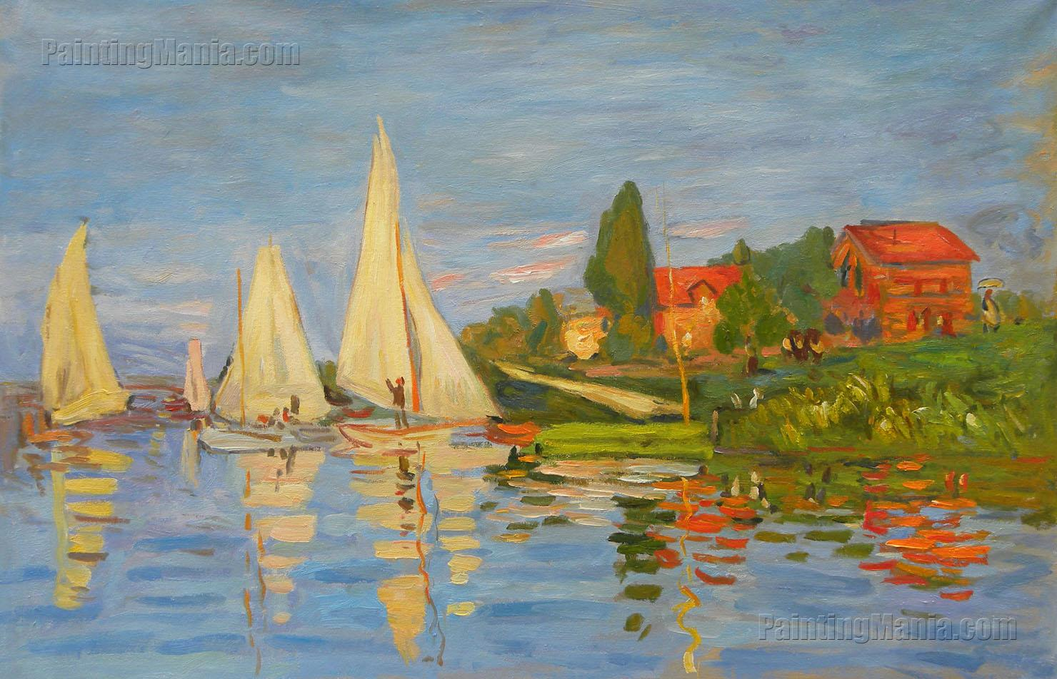 The Regatta at Argenteuil