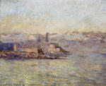 Antibes and the Maritime Alps