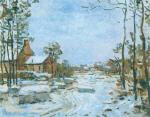 Argenteuil, Winter Effect