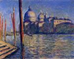 The Grand Canal and Santa Maria della Salute