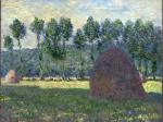 Haystack at Giverny 1885