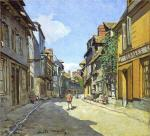 La Rue de la Bavolle in Honfleur