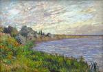 La Seine pres de Vetheuil