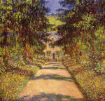 The Main Path at Giverny