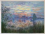 Marine View - Sunset
