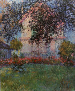 Monet's House at Argenteuil