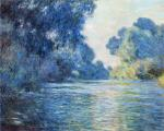 Morning on the Seine at Giverny