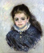 Portrait of Jeanne Serveau