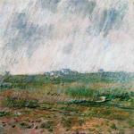 Rain in Belle-Ile