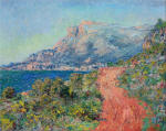 The Red Road near Menton