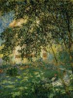 Relaxing in the Garden, Argenteuil