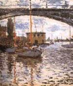The Road Bridge at Argenteuil 1874