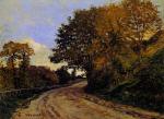 Road to the Saint-Simeon Farm 1864