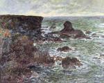 Rocky Coast and the Lion Rock, Belle-Ile
