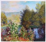 Roses in the Hoshede's Garden at Montregon