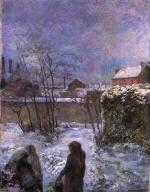 Rue Carcel im Winter