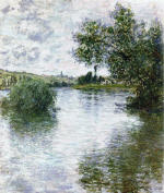 The Seine at Vetheuil 4