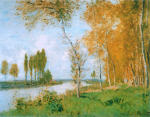 The Spring in Argenteuil