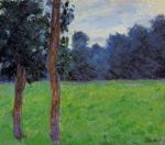 Two Trees in a Meadow
