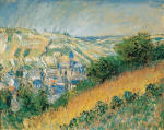 View of Vetheuil 1881