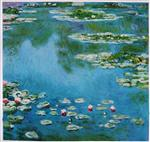 Water Lilies 1906