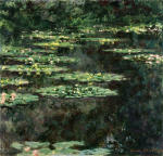 Water Lilies 1907