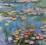 Water-Lilies 1914