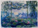 Water Lilies 1916-19