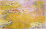 The Water-Lily Pond 1917-19