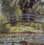 The Water Lily Pond (Japanese Bridge)
