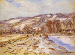 Winter at Giverny 1886