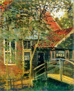Zaandam, Little Bridge