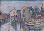 Harbor Scene 2