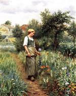 In the Garden (Picking Poppies)