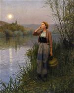 Hailing the Ferry, Twilight