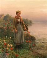 Maria, By the Seine