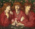 A Triple Portrait of May Morris