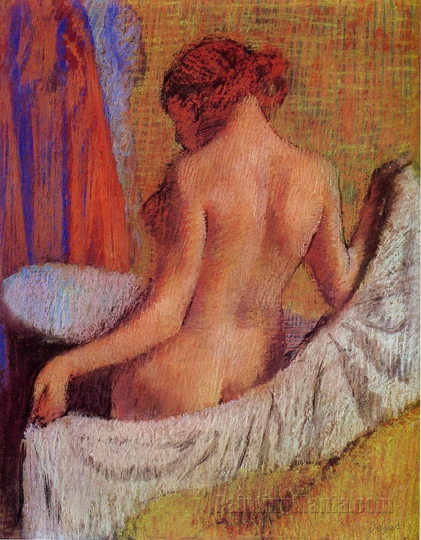 After the Bath 1890-1895