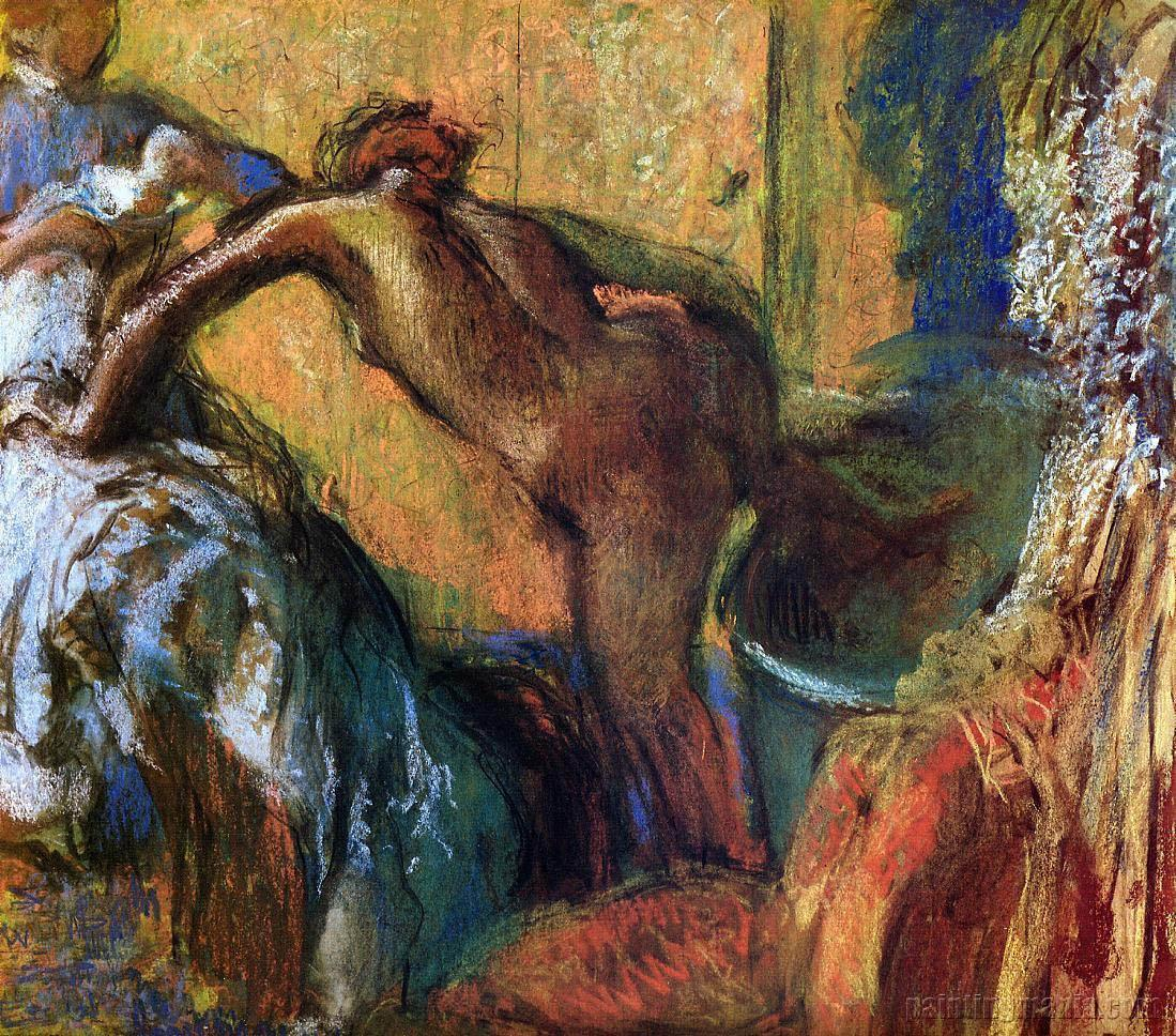 After the Bath 1895-1900