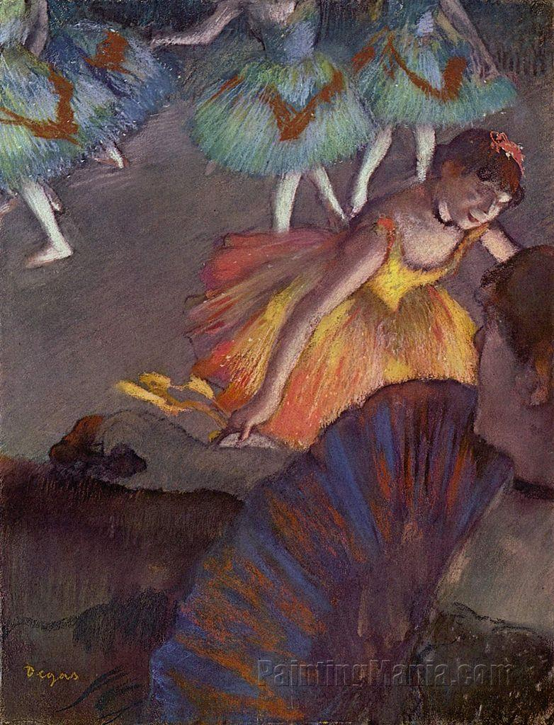 Ballet Seen from an Opera Box
